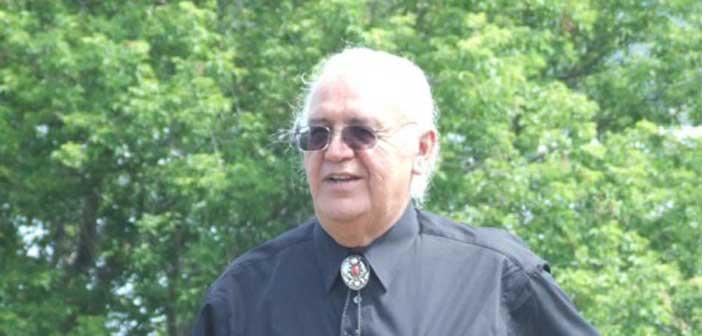 M'Chigeeng Chief Joe Hare. File photo.