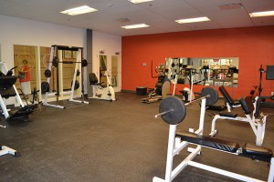 The fitness centre will be key card activated allowing members to access the equipment at their convenience