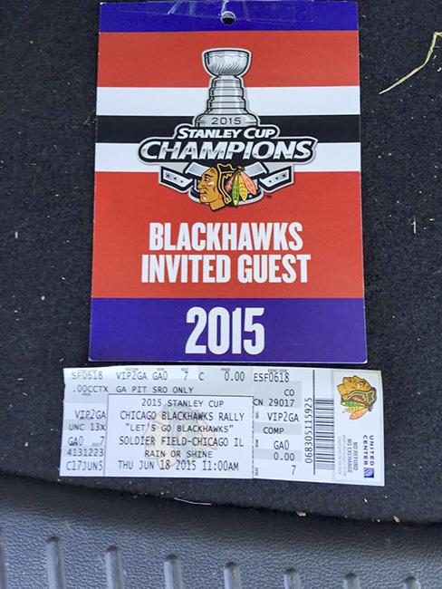 Black Hawk Stitch tickets