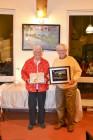 MTA AGM- World-Class leadership five start award- Marilyn and Hugh Moggy