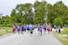 Mac run- 5 km start