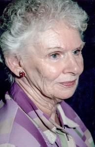 A contemplative Jean in July 2006