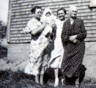 NT-four-generations,-Ida-Hare,-baby-Lorene,-Evelyn-Smith-&-Sarah-Van-Horne