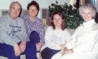 NT the whole family at a Sudbury get-together in 1993