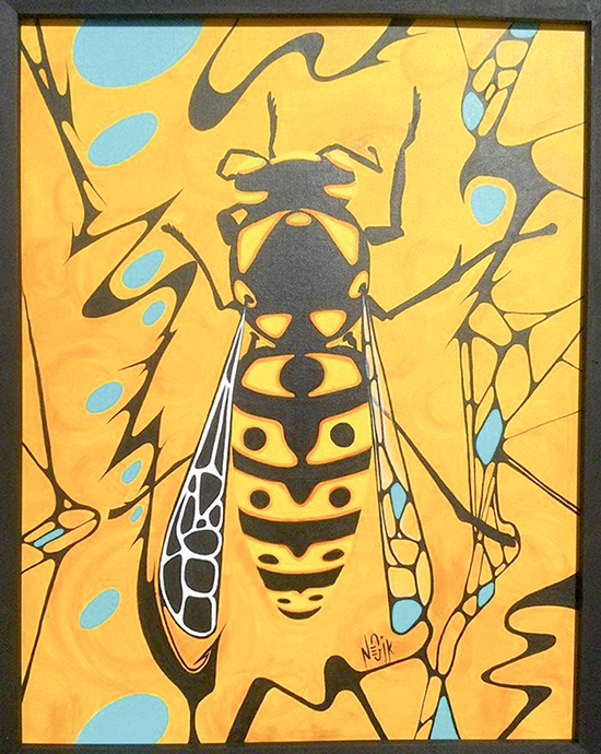 OCF show-Yellow Jacket and the Summer Heat