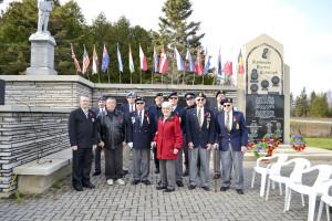 Veterans group photo