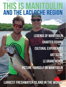 This is Manitoulin magazing 2015.